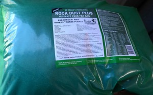 Rock Dust Plus 20kg